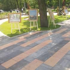 Тротуарная плитка Патио