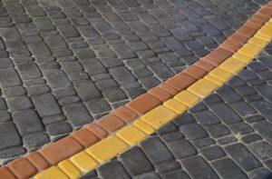 тротуарная плитка графит