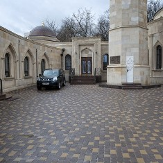 Тротуарная плитка Царское село