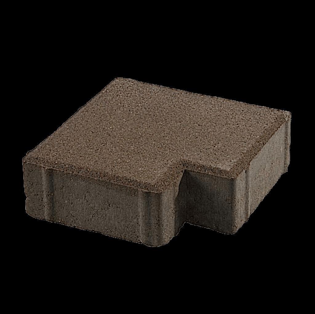 Тротуарная плитка Тетрис