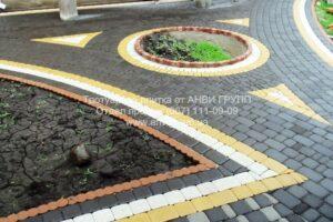 тротуарная плитка Старый город 40 мм