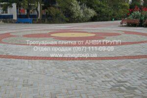 тротуарная плитка юнигрна