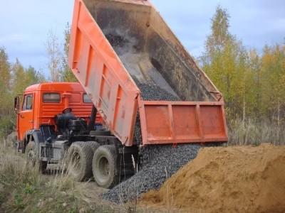 Щебень Иванков доставка