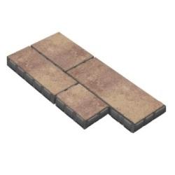 Тротуарная плитка Паттерн