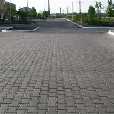 Тротуарная плитка Двутавр